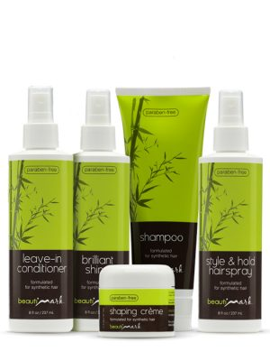 5pc Care System for Synthetic Hair BY BEAUTIMARK