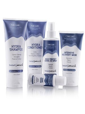 5pc Pure Care System for Human Hair BY BEAUTIMARK