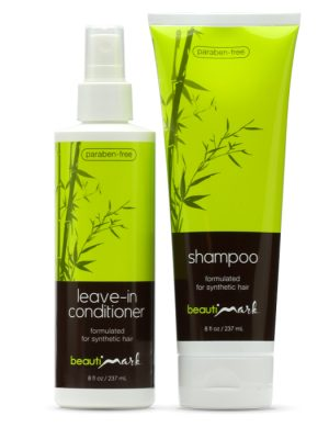 Cleansing Duo- Shampoo & Conditioner for Synthetic Hair BY BEAUT